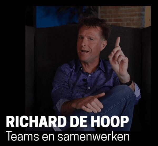 Richard de Hoop over teams en samenwerken bij Keytoe