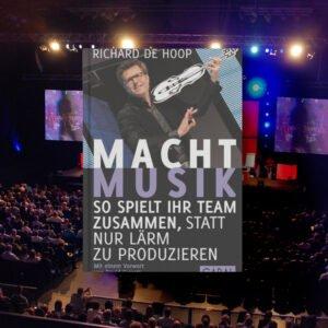 Boek Macht Musik